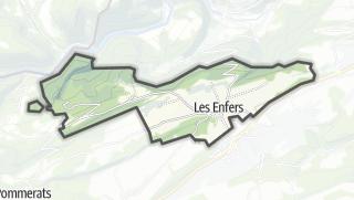 Mapa / Les Enfers