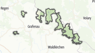 Carte / Freyung-Grafenau
