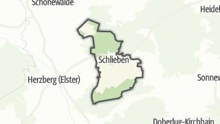 地图 / Schlieben