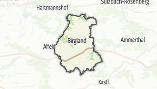 מפה / Birgland