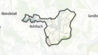 מפה / Auswil