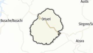 Carte / Ortueri