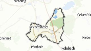 מפה / Reichertshofen