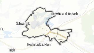Cartina / Marktzeuln