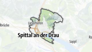 Karte / Seeboden