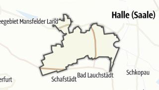 Carte / Teutschenthal