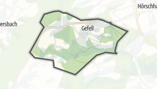 Map / Gefell
