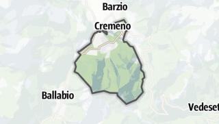 地图 / Cremeno
