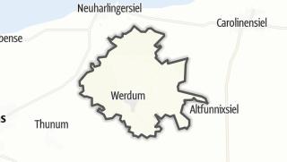 Mapa / Werdum