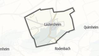 Cartina / Lautersheim