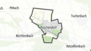Mapa / Puschendorf