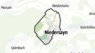 Mapa / Ewighausen