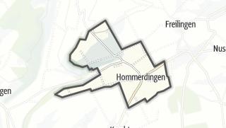 Karte / Hommerdingen