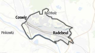 Cartina / Radebeul