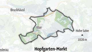 Karte / Itter