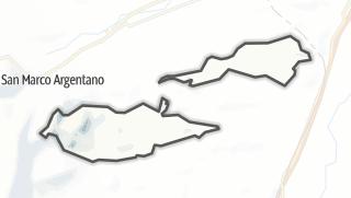 Mapa / Cervicati