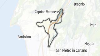 Kartta / Rivoli Veronese