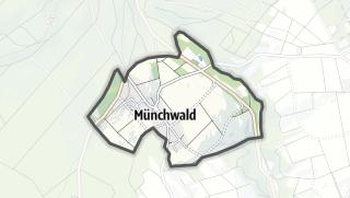 Map / Münchwald