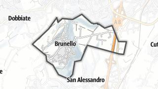 Mapa / Brunello