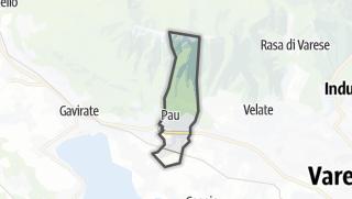 Mapa / Barasso