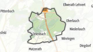 地图 / Orlenbach