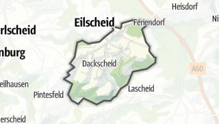 Karte / Dackscheid