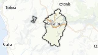 Mapa / Mormanno