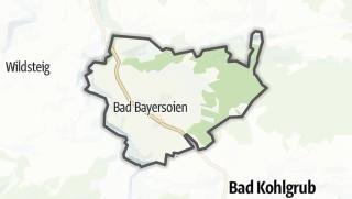Karte / Bad Bayersoien