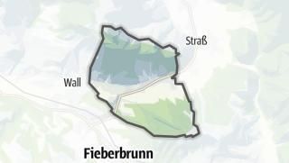 Karte / Sankt Jakob in Haus