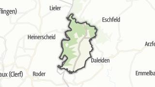 Karte / Dahnen