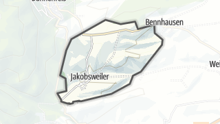 Karte / Jakobsweiler