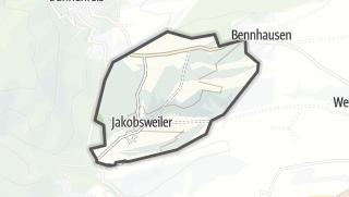 Cartina / Jakobsweiler