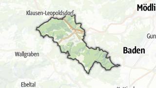 Mapa / Alland