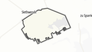 Map / Kiebitzreihe