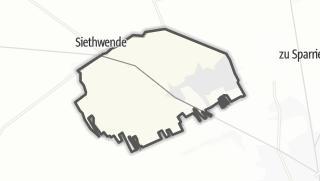 地图 / Kiebitzreihe