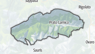 מפה / Prato Carnico