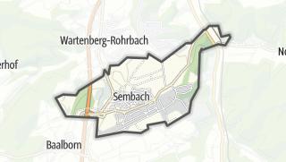 Cartina / Sembach