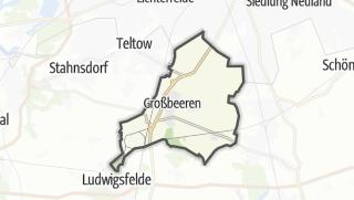 Cartina / Großbeeren