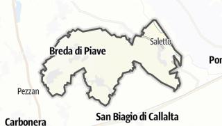 Carte / Breda di Piave