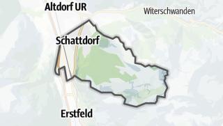 Karte / Schattdorf