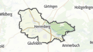 Mapa / Herrenberg
