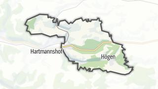 Cartina / Weigendorf