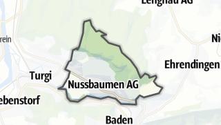 地图 / Obersiggenthal