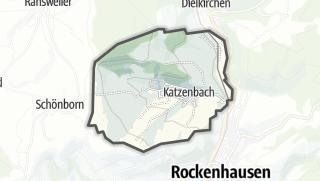 Karte / Katzenbach