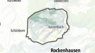 Cartina / Katzenbach