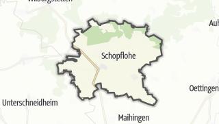 Cartina / Fremdingen