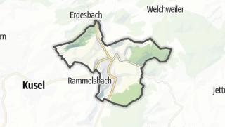 Karte / Altenglan