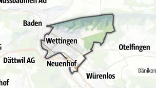 地图 / Wettingen