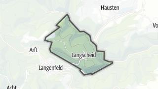 地图 / Langscheid