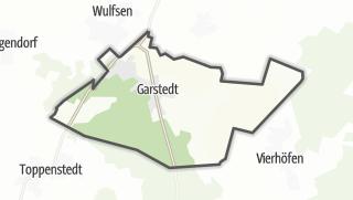 מפה / Garstedt